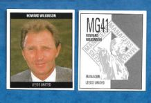 Leeds United Howard Wilkinson MG41